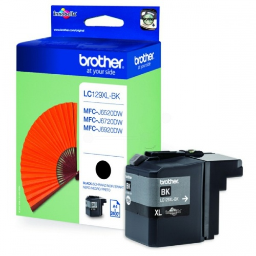 Brother Ink LC 129XL Black 2,4k (LC129XLBK)