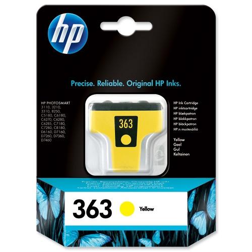 Hewlett-Packard 363 (C8773EE)(CB282E) expired date