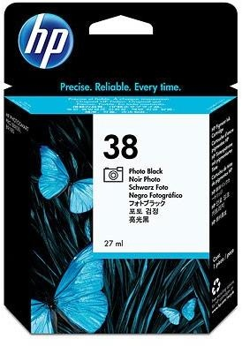 HP Ink No.38 Photo-Black (C9413A)