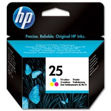 Hewlett-Packard 25 (51625A) expired date