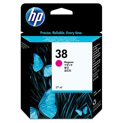 HP Ink No.38 Magenta (C9416A)