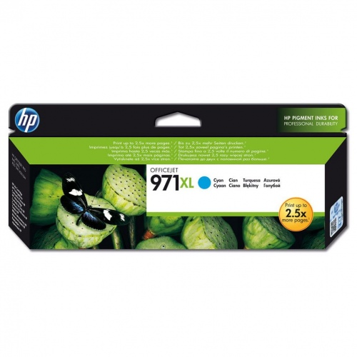 HP Ink No.971 XL Cyan (CN626AE)