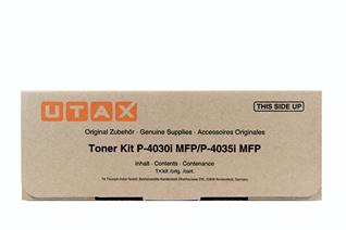 Triumph Adler Toner/ Utax Toner Kit P4030i Black (614010015/ 614010010)