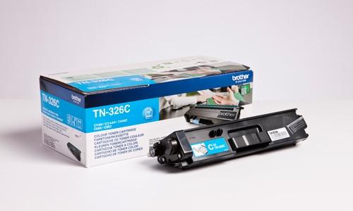 Brother Toner TN-326 Cyan 3,5k (TN326C)