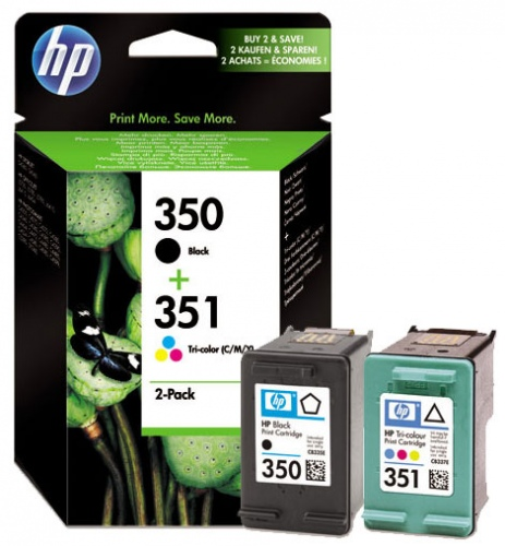 HP Ink Combo Pack No.350/351 (SD412EE)
