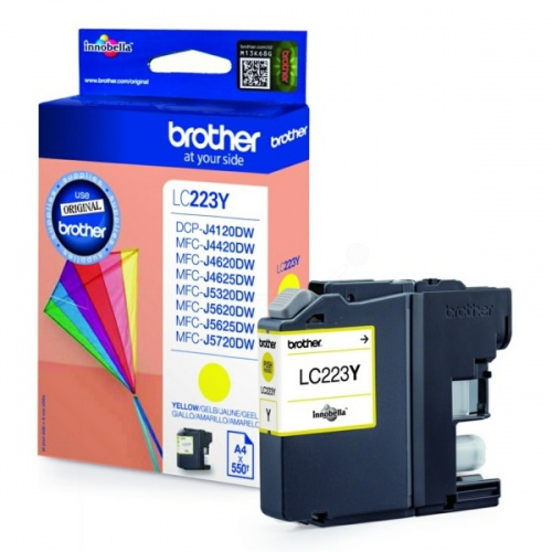 Brother Ink LC 223 Yellow 0,55k (LC223Y)