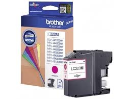 Brother Ink LC 223 Magenta 0,55k (LC223M)