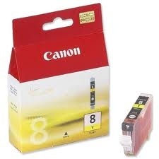 Canon Ink CLI-8 Yellow (0623B001)