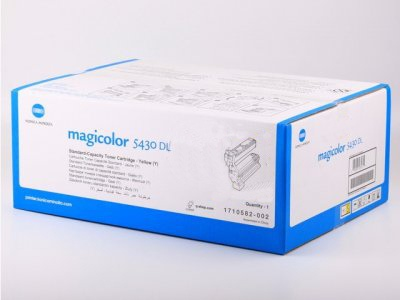 Konica-Minolta Cartridge MC5430 Cyan 6k (1710582-004) (4539332)