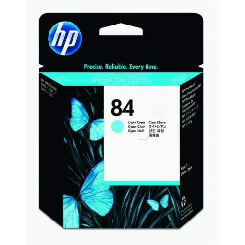 HP Printhead No.84 Light Cyan (C5020A)