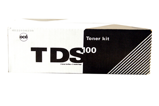 Océ Toner TDS 100 Black Kit (1060023044) (7521B001)