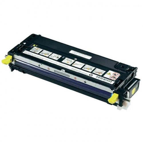 Dell Toner 3110cn Yellow HC (593-10173) 8k (NF556) (593-10221) (593-10165)