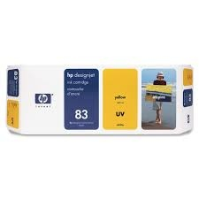 HP Ink C4943A No.83 Yellow (C4943A)
