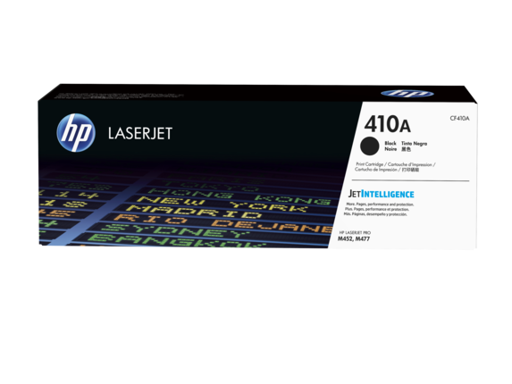 HP Cartridge No.410A Black (CF410A)