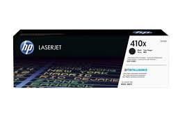 HP Cartridge No.410X Black HC (CF410X)
