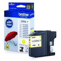 Brother Ink LC 225XL Yellow 1,2k (LC225XLY)