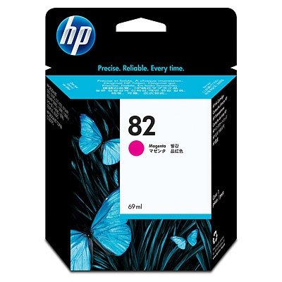 HP Ink No.82 Magenta (C4912A)