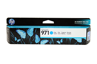HP Ink No.971 Cyan (CN622AE)