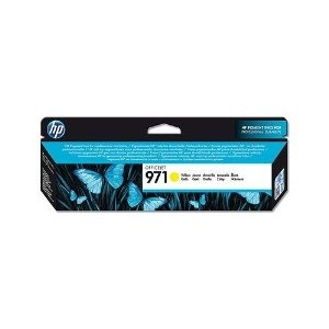 HP Ink No.971 Yellow (CN624AE)