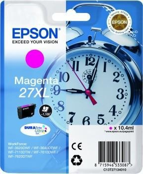 Epson Ink No.27XL Magenta (C13T27134012)