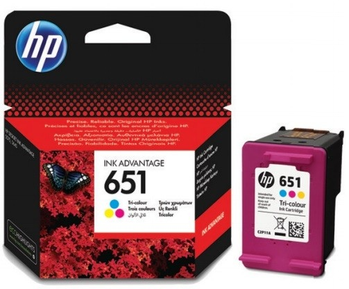 HP Ink No.651 Color (C2P11AE)