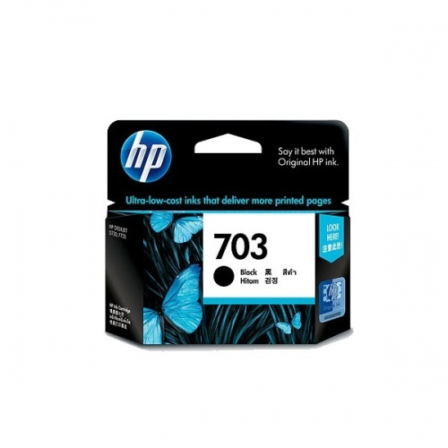 HP Ink No.703 Black (CD887AE)