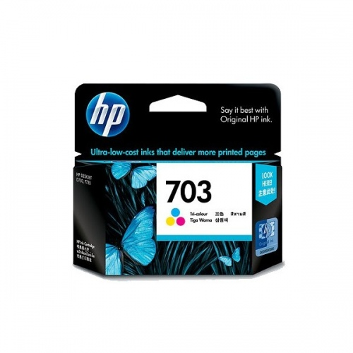 HP Ink No.703 Color (CD888AE)