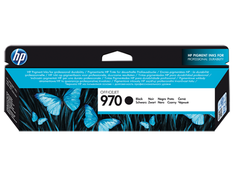 HP Ink No.970 Black (CN621AE)