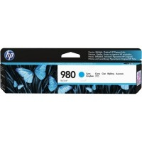 HP Ink No.980 Cyan 6,6k (D8J07A)