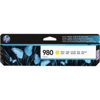 HP Ink No.980 Yellow 6,6k (D8J09A)