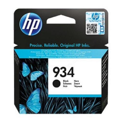 HP Ink No.934 Black (C2P19AE)