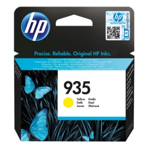 HP Ink No.935 Yellow (C2P22AE)