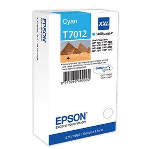 Epson Ink Cyan XXL (C13T70124010)