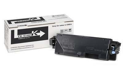 Kyocera Cartridge TK-5140K Black (1T02NR0NL0)