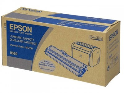 Epson Cartridge Black (C13S050520)