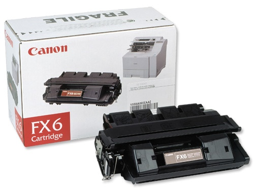 Canon Cartridge FX-6 Black 9k (1559A003)