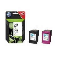 HP Ink No.301 Combo Pack Black + Color (N9J72AE)