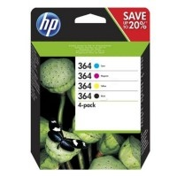 HP Ink No.364 Combo Pack Black + Color (N9J73AE)