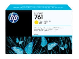 HP Ink No.761 Yellow (CM992A)
