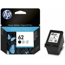 HP Ink No.62 Black (C2P04AE)