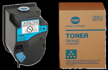 Konica-Minolta Toner TN-310 Cyan (4053703)