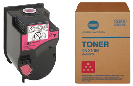 Konica-Minolta Toner TN-310 Magenta (4053603)