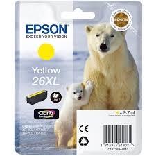 Epson Ink Yellow (C13T26344012)