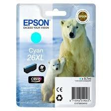 Epson Ink Cyan (C13T26324012)
