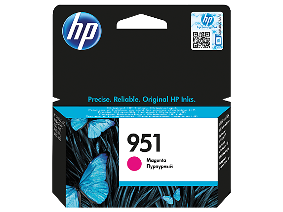 HP Ink No.951 Magenta (CN051AE)