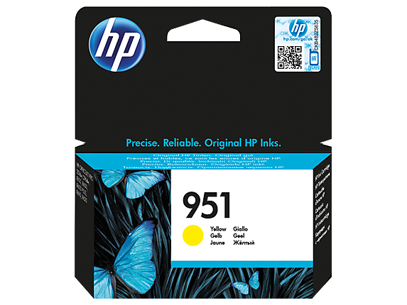 HP Ink No.951 Yellow (CN052AE)