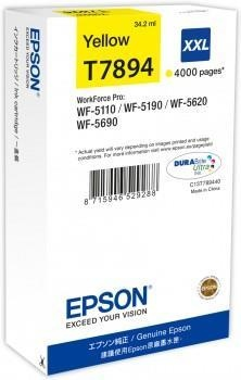 Epson Ink Yellow HC (C13T789440)