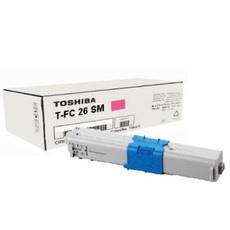 Toshiba Toner T-FC26SM6K Magenta (6B000000555)