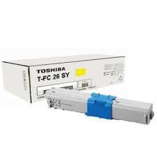 Toshiba Toner T-FC26SY6K Yellow (6B000000569)