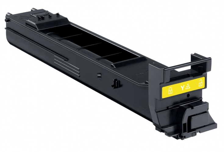 Konica-Minolta Cartridge MC4690 Yellow 8k (A0DK252)